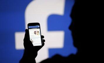 'Facebook' Lielbritānijā piespriests naudassods par lietotāju datu neaizsargāšanu
