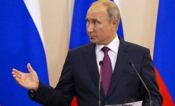 Krievija un Turcija vienojušās par demilitarizētas zonas izveidi nemiernieku kontrolētajā Idlibā