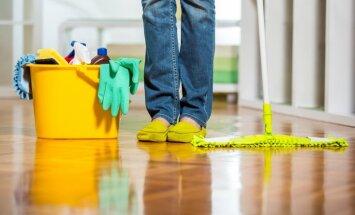 В печь спортзалы! Как сжечь 1000 калорий, делая работу по дому — 7 упражнений