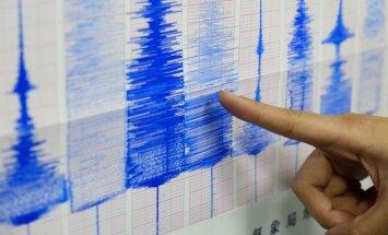 Taivānu satricina spēcīga zemestrīce