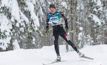 Kivleniekam 15. vieta Eiropas ziemas orientēšanās čempionāta garajā distancē