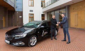 'Opel' palielinājis pārdoto auto skaitu