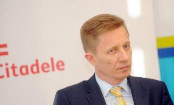 'Citadeles' vadītājs: 'Nordea' un 'DNB bankas' biznesa modeļi līdz šim nebija pietiekoši skaidri