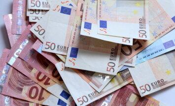 Budžeta ieņēmumi atpaliek no plāna par 20,71 miljonu eiro