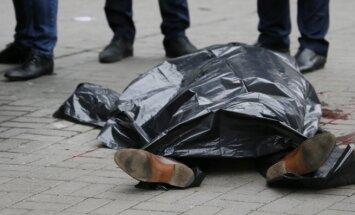 Kijevas centrā nošauts uz Ukrainu aizbēdzis Krievijas deputāts