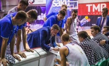 'Jūrmalas' basketbolisti sasniedz BBL finālu