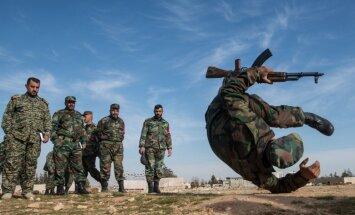 Krievijas spēku atvilkšana saistīta ar Asada režīma drīzu likvidāciju, uzskata politologs