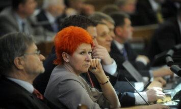 Kursīte Saeimas vēlēšanās, iespējams, startēs no apvienības 'Attīstībai/Par!'