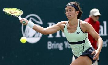 Севастова вылетела из турнира в Мадриде и может резко упасть в рейтинге