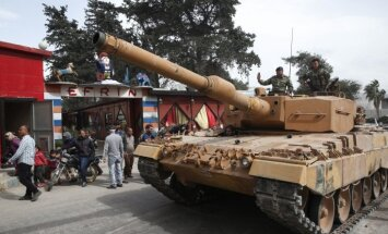 Turcija draud paplašināt militāro operāciju Sīrijā