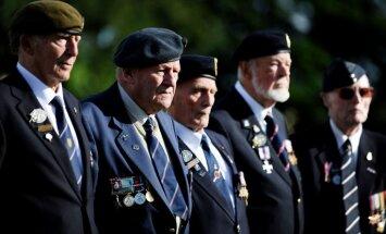"""В Нормандии отмечают """"День Д"""", на Западе озабочены визитом Путина"""