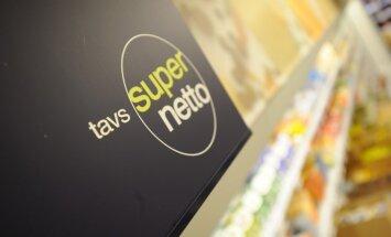 Магазины Supernetto прекратят работу в Латвии