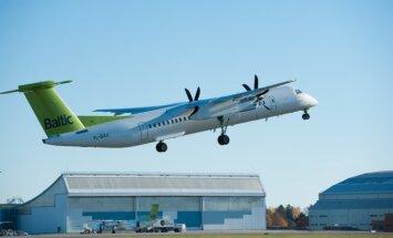 LTV7: airBaltic сообщил пассажирам рейса Абу-Даби — Рига за 18 минут до вылета