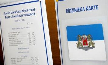 Rīdziniekiem lētāka braukšana: Cilinskis neizslēdz tiesu darbus