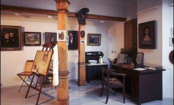 Rozentāla un Blaumaņa muzejā sāksies izglītības programma par pasaules mākslas vēsturi