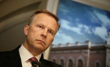 Saeimas vairākums varētu atbalstīt aicinājumu Rimšēvičam atkāpties no amata