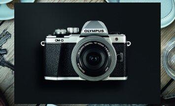 'Olympus' prezentējis 'OM-D' sērijas fotokameru jaunāko bāzes modeli