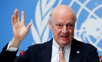 Cпецпредставитель ООН по Сирии призвал Путина повлиять на Асада