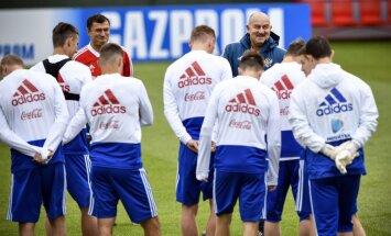 Британцы запросили у ФИФА информацию о допинг-пробах российских футболистов