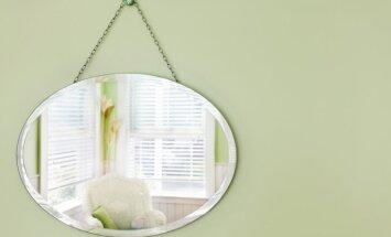 Četri veidi, kā atjaunot apnikušo spoguli