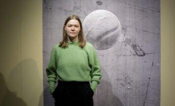 Foto: Katrīna Čemme kļūst par 'Baltic Young Artist Award' uzvarētāju