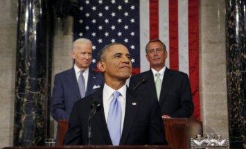 Obama uzrunā par stāvokli valstī sola vērsties pret nevienlīdzību