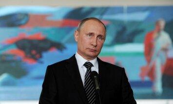 Путин не поздравил президентов Украины и Грузии с Днем Победы