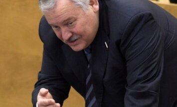 Igaunija liedz iebraukšanu Krievijas Valsts domes deputātam Zatuļinam