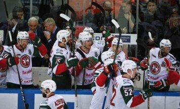 Kazaņas 'Ak Bars' hokejisti atgriežas KHL čempionu tronī