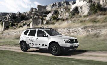 'Dacia Duster' un 'Sandero' kļūs par 'Lada'