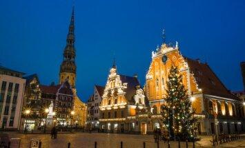 Туры на Рождество: в Риге уик-энд на двоих обойдется в 636 евро, в Стокгольме - 931 евро