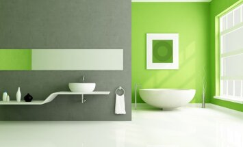 Viss, kas tev jāzina par enerģiju vannasistabā un tualetē