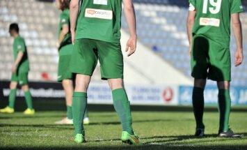 'Metta/LU' arī atbildes spēlē pieveic 'Valmiera Glass/BSS' un kārtējo reizi saglabā vietu futbola virslīgā