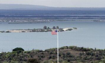 Urugvaja uzņem sešus ieslodzītos no Gvantanamo