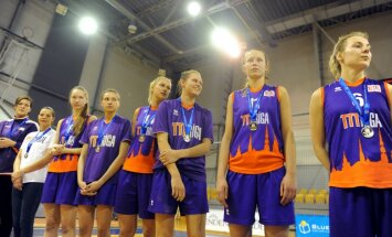 'TTT Rīga' iespaidīga uzvara Latvijas - Igaunijas apvienotā čempionāta mačā
