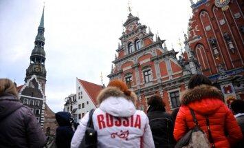 Latvijas tūristu mītnēs viesu skaits pērn audzis par 11,9%