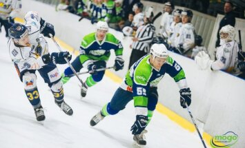 'Mogo' hokejisti Latvijas kausa finālistu duelī uzvar 'Kurbadu'