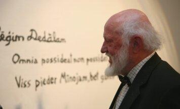 Ojāra Vācieša muzejs aicina uz tikšanos ar Knutu Skujenieku