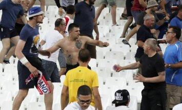Krievijas sporta ministrs: huligāni Pasaules kausa stadionos iekšā netiks