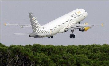 Spānijas 'Vueling' pārtrauc nupat sāktos reisus starp Viļņu un Barselonu