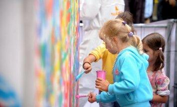 Ar bērniem uz Rīgas svētkiem: pasākumu izlase ģimenēm