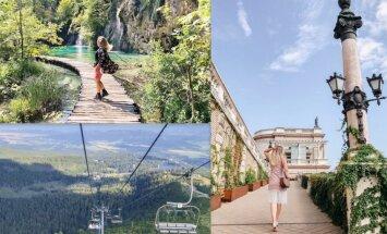 Ceļojums ar auto pa Eiropu: iecienītu vietu apskate – ceļotāju iespaidi un vērtīgi ieteikumi