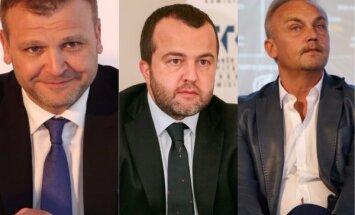 Богатейшие люди Латвии с 2002 года пожертвовали партиям 1,3 млн евро