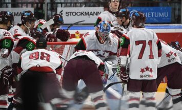 Latvijas izlase bez vairākiem līderiem, bet ar apņēmību – Dānijā sākas 82. pasaules hokeja čempionāts