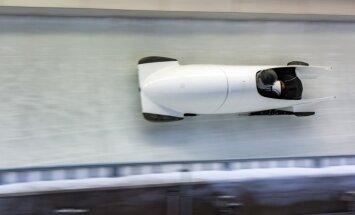 Zubkovs: ceram startēt ar Krievijā būvētām bobsleja un skeletona kamanām
