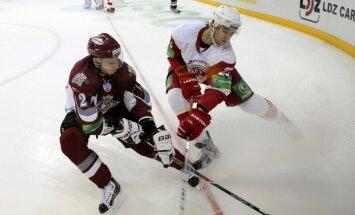 Rīgas 'Dinamo' gadu pabeidz ar zaudējumu Čehovā