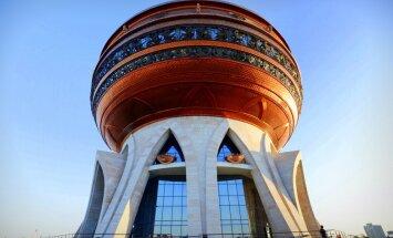 Grandiozas pilis, mošejas un tempļi: Kas sabūvēts Krievijas mazo tautu republikās