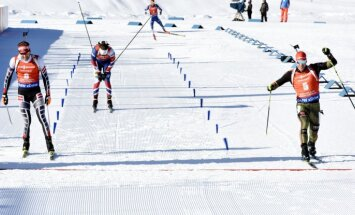Winner Germany s Arnd Peiffer