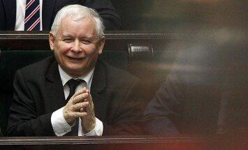 Polijas Senāts apstiprina tiesu reformu, kas varu ļaus koncentrēt vadošās partijas rokās