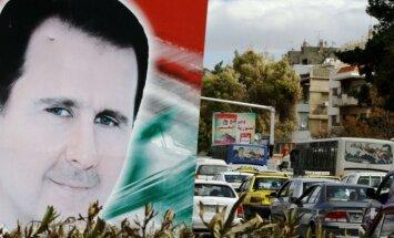 ASV Krievijai: Asads nepiedalās cīņā pret 'Islāma valsti'